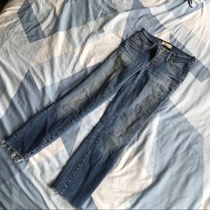 ♥️ Madewell button fly jeans ♥️